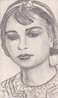 Лидия Андросова (иллюстрация из статьи)